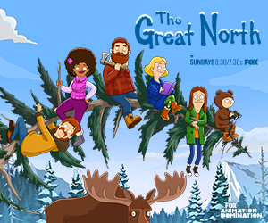 Fox The Great North Ad