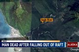 One Dead In Raft Accident